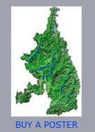 image of the Shuswap watershed poster