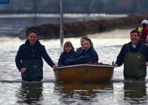 Flooding in Windsor 2014
