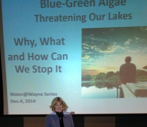 Water@Wayne lecture Dec.2014