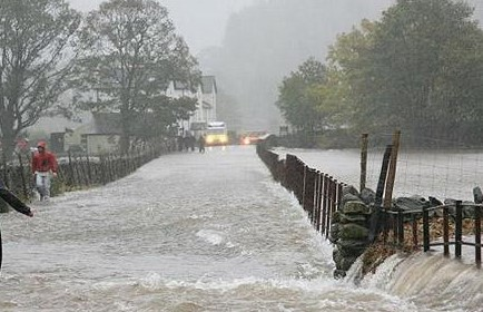 cumbria flooding